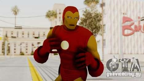 Marvel Heroes - Iron Man Classic для GTA San Andreas