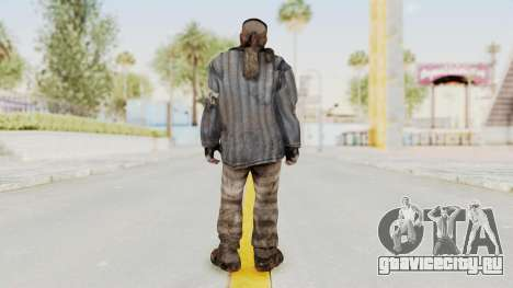 COD BO Reznov Vorkuta для GTA San Andreas третий скриншот