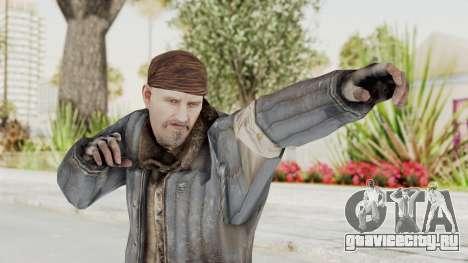 COD BO Reznov Vorkuta для GTA San Andreas