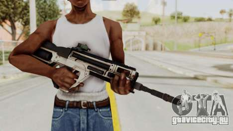 Integrated Munitions Rifle для GTA San Andreas третий скриншот