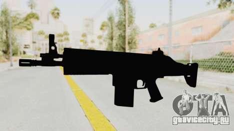 SCAR H для GTA San Andreas второй скриншот