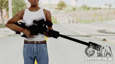 Longbow-DMR для GTA San Andreas