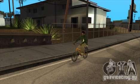 Обновленный трафик для GTA San Andreas пятый скриншот