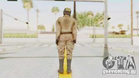 MGSV The Phantom Pain Soviet Union Radioman NVG для GTA San Andreas третий скриншот