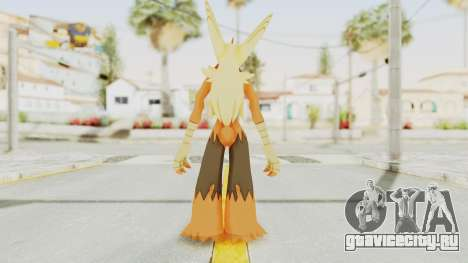 Mega Blaziken Shiny для GTA San Andreas третий скриншот