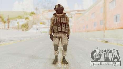 COD MW2 Shadow Company Soldier 2 для GTA San Andreas второй скриншот