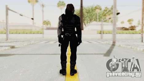 Captain America Civil War - Winter Soldier для GTA San Andreas третий скриншот