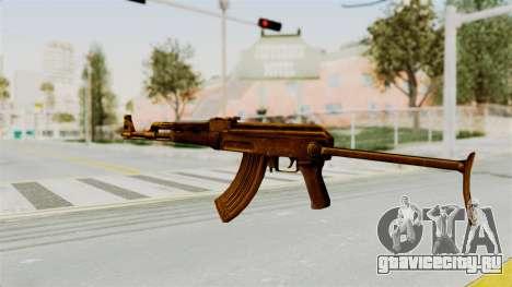 AK-47S Gold для GTA San Andreas второй скриншот
