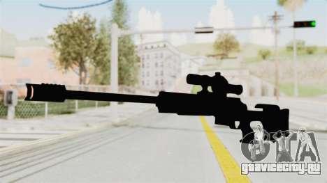 Longbow-DMR для GTA San Andreas второй скриншот