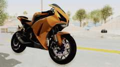 Honda CBR1000RR High Modif для GTA San Andreas