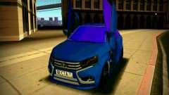 Lada Vesta Lambo для GTA San Andreas