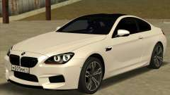 BMW M6 F13 Coupe