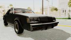 Buick Regal 1986 для GTA San Andreas