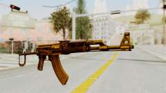 AK-47S Gold
