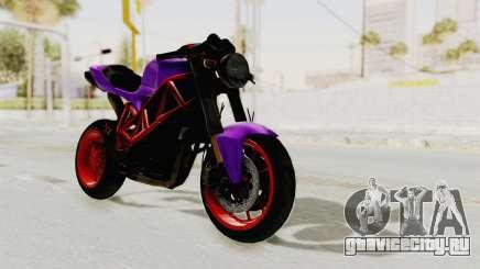 Ducati 1098 Nakedbike для GTA San Andreas