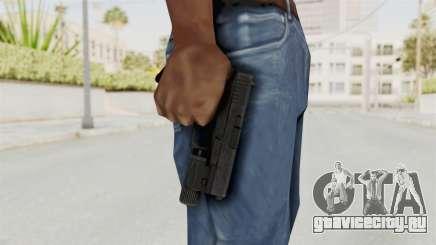 Glock 19 Gen4 Flashlight для GTA San Andreas