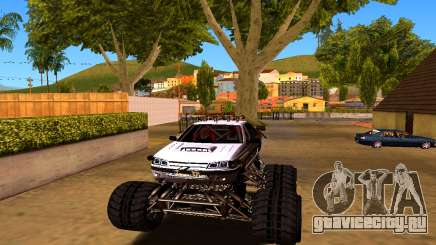 Peugeot Persia Full Sport Monster для GTA San Andreas