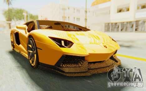 Lamborghini Aventador LP700-4 DMC для GTA San Andreas