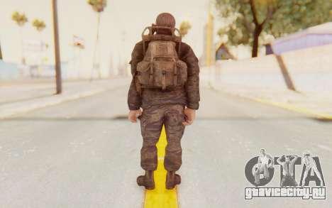 COD BO Mason Vietnam для GTA San Andreas третий скриншот