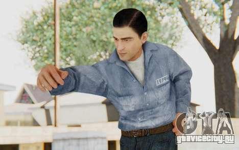 Mafia 2 - Vito Scaletta Prison Short Hair для GTA San Andreas