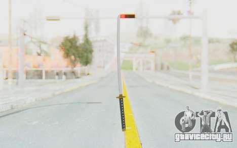 APB Reloaded - Katana для GTA San Andreas второй скриншот