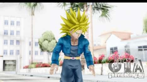 Dragon Ball Xenoverse Future Trunks SSJ2 для GTA San Andreas