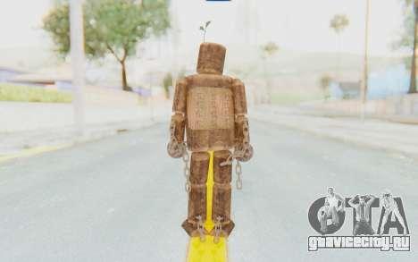 Mokujin для GTA San Andreas третий скриншот