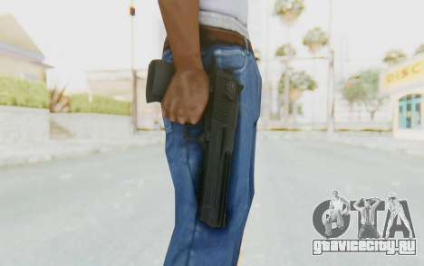 Assault Desert Eagle для GTA San Andreas третий скриншот