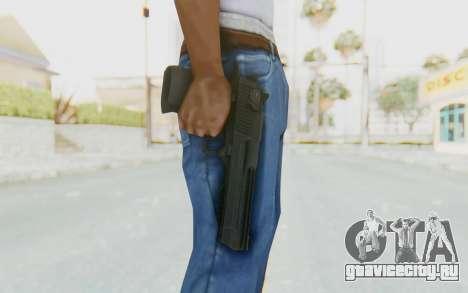 Assault Desert Eagle для GTA San Andreas третий скриншот