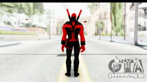 Marvel Heroes - Deadpool (Ultimate) для GTA San Andreas третий скриншот