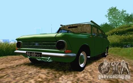 ИЖ-412 Комби для GTA San Andreas
