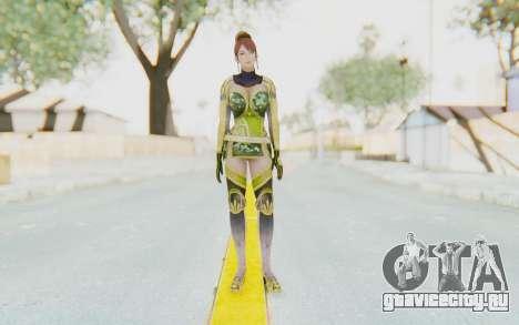 Dynasty Warriors 7 - Lian Shi v2 для GTA San Andreas второй скриншот