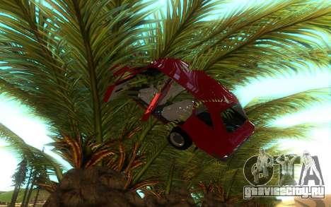 ИЖ-412 Комби для GTA San Andreas вид сверху