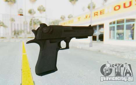 Assault Desert Eagle для GTA San Andreas второй скриншот