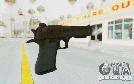 Assault Desert Eagle для GTA San Andreas второй скриншот