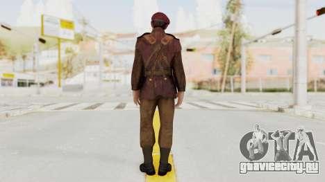 Captain America Super Soldier - Falsworth для GTA San Andreas третий скриншот