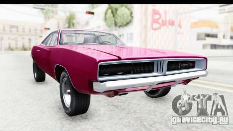 Dodge Charger 1969 Racing для GTA San Andreas