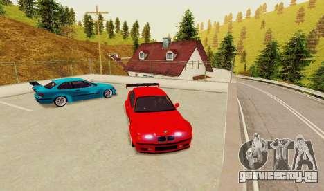 Kagarasan Трек для GTA San Andreas четвёртый скриншот