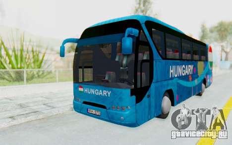 Neoplan Euro 2016 Hungarian Bus для GTA San Andreas