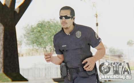 CoD BO2 LAPD v2 для GTA San Andreas