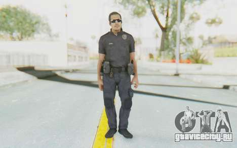 CoD BO2 LAPD v2 для GTA San Andreas второй скриншот