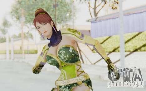 Dynasty Warriors 7 - Lian Shi v2 для GTA San Andreas
