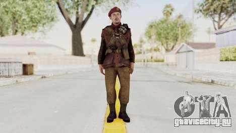 Captain America Super Soldier - Falsworth для GTA San Andreas второй скриншот
