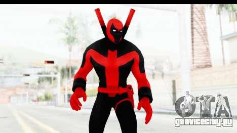 Marvel Heroes - Deadpool (Ultimate) для GTA San Andreas