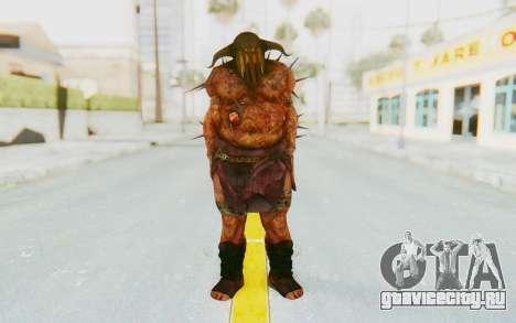 Hades v1 для GTA San Andreas второй скриншот