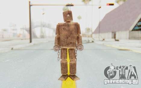 Mokujin для GTA San Andreas второй скриншот