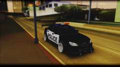 Subaru Impreza WRX STi Police Drift для GTA San Andreas