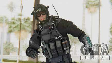 Federation Elite Assault Tactical для GTA San Andreas