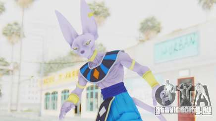Dragon Ball Xenoverse Beerus для GTA San Andreas