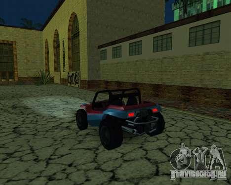Новый Вокзал для GTA San Andreas второй скриншот